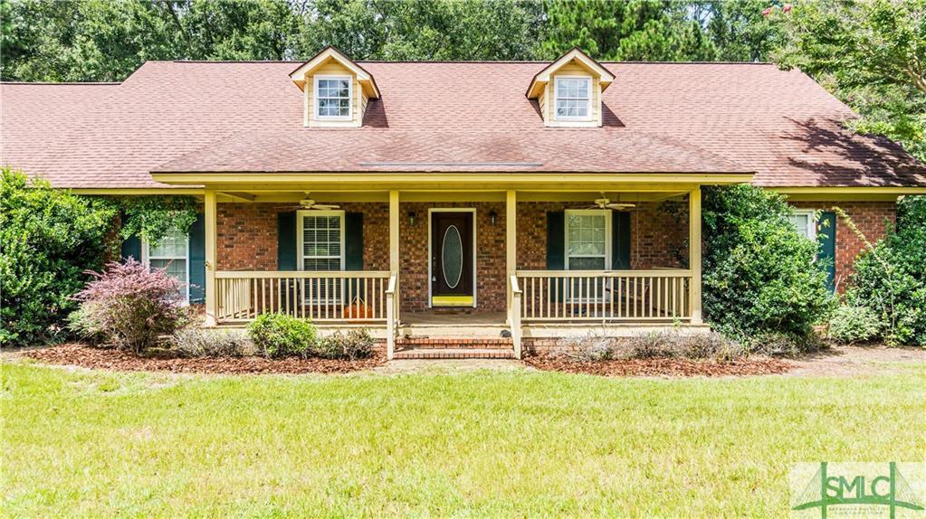 339 Martin, Ellabell, GA, 31308, Ellabell Home For Sale