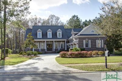 Pooler Single Family Home For Sale: 333 Spanton Crescent