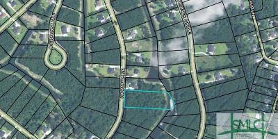 Richmond Hill Residential Lots & Land For Sale: Savannah Road