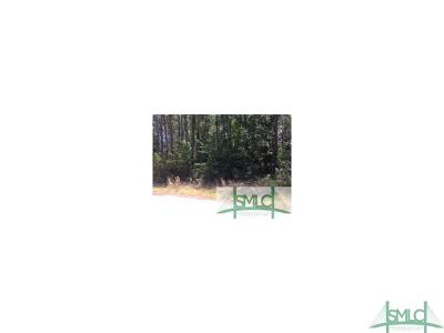 Midway GA Residential Lots & Land For Sale: $49,900