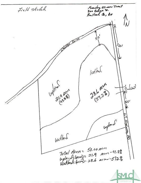200 George, Brooklet, GA, 30415, Brooklet Home For Sale
