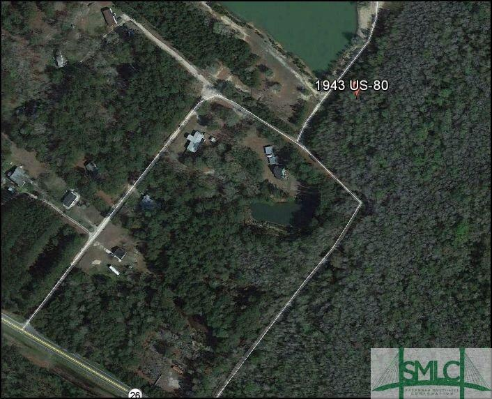 1943 US Highway 80, Bloomingdale, GA, 31302, Bloomingdale Home For Sale