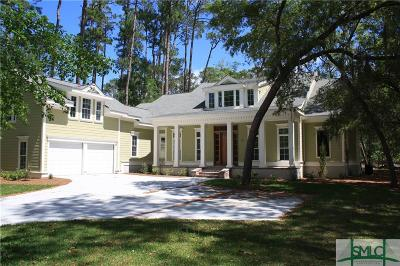 Savannah Single Family Home For Sale: 83 Waterway Drive