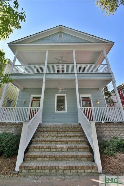 Savannah Condo/Townhouse For Sale: 305 E Duffy Street #A