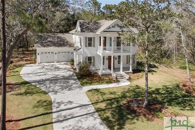 Richmond Hill Single Family Home For Sale: 115 Long Creek Lane