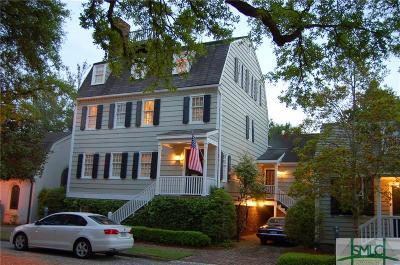Savannah GA Single Family Home For Sale: $2,400,000