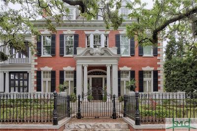 Savannah GA Single Family Home For Sale: $6,750,000