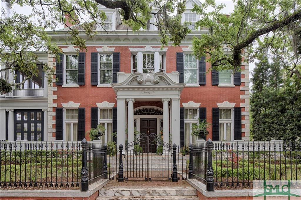 26 Gaston, Savannah, GA, 31401, Historic Savannah Home For Sale