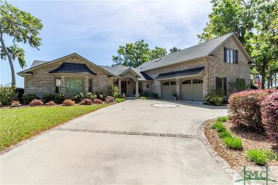 Single Family Home For Sale: 291 Bluff Dr.