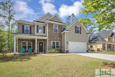 Richmond Hill Single Family Home For Sale: 460 Dalcross Drive