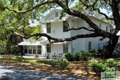 Tybee Island Multi Family Home For Sale: 901 2nd Avenue