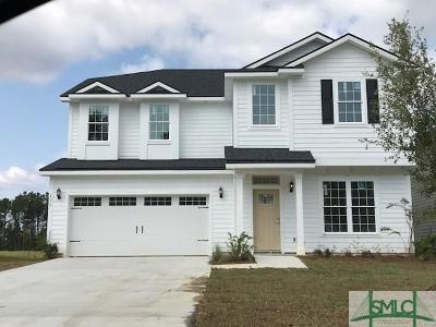 Pooler Single Family Home For Sale: 171 Martello Road