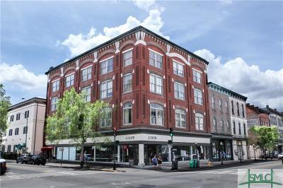 Savannah Condo/Townhouse For Sale: 101 Barnard Street #202