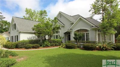 Chatham County Single Family Home Active Contingent: 12 Baymeadow Lane