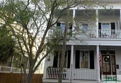 Savannah Single Family Home For Sale: 206 W Waldburg Street Street