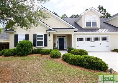 Pooler Condo/Townhouse For Sale: 101 Conor Way