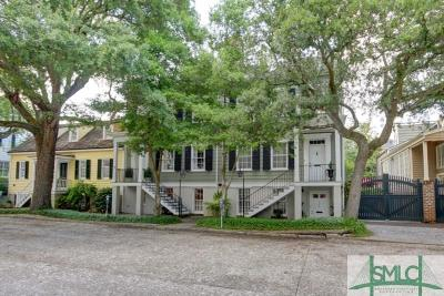 Savannah Condo/Townhouse For Sale: 514 E Saint Julian Street