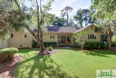 Savannah Single Family Home For Sale: 1 Shagbark Lane