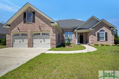 Savannah Single Family Home For Sale: 12 Bluegrass Lane