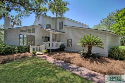 Savannah Single Family Home For Sale: 26 Liberty Creek Drive