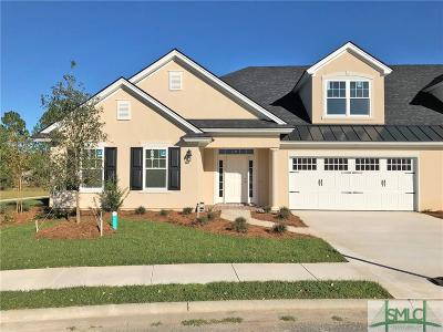 Pooler Condo/Townhouse For Sale: 128 Mallory Place