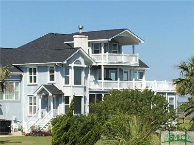 Tybee Island Condo/Townhouse For Sale: 68 Captains View