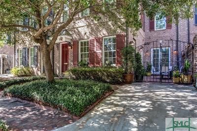 Savannah Condo/Townhouse For Sale: 408 E McDonough Street