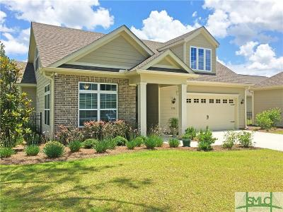 Pooler Condo/Townhouse For Sale: 178 Kingfisher Circle