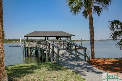 Savannah GA Single Family Home For Sale: $3,900,000