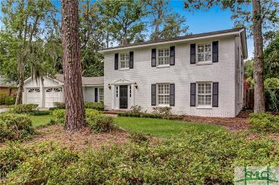 Savannah Single Family Home For Sale: 120 Schooner Drive