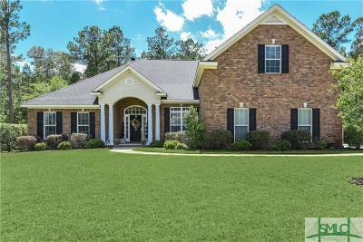 Pooler Single Family Home For Sale: 13 Lake Heron Court W