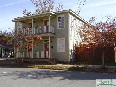 Savannah Single Family Home For Sale: 618 Price Street
