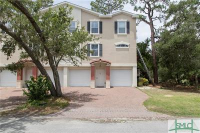 Tybee Island Single Family Home For Sale: 201 5th Avenue #b