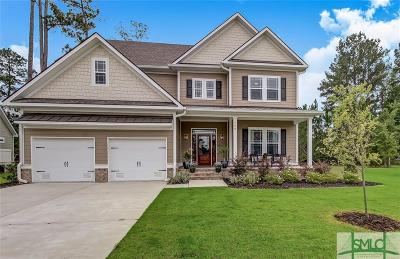 Pooler Single Family Home For Sale: 688 Wyndham Way