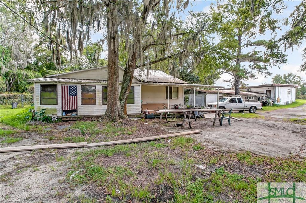 2831 US Highway 80, Garden City, GA, 31408, Garden City Home For Sale