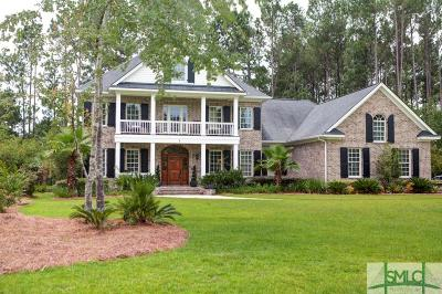 Pooler Single Family Home For Sale: 5 Cobham Draw