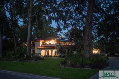 Savannah Single Family Home For Sale: 103 Millward Court