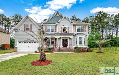 Pooler Single Family Home For Sale: 15 Wyndy Court