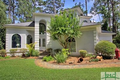 Savannah Single Family Home For Sale: 4 Woodbrook Court