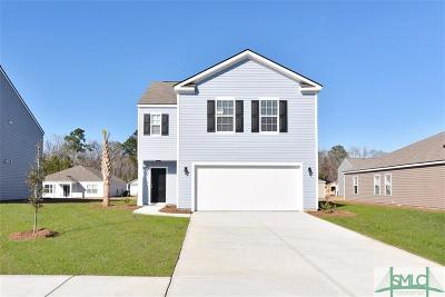 Savannah Single Family Home For Sale: 23 Hawkhorn Court