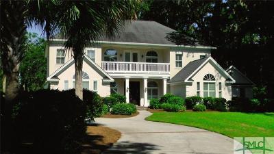Savannah Single Family Home For Sale: 6101 La Roche Avenue