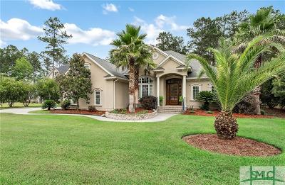 Pooler Single Family Home For Sale: 27 W Lake Heron Court