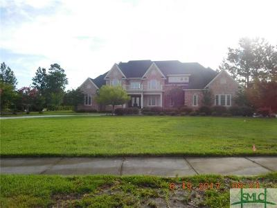 Pooler Single Family Home For Sale: 146 Puttenham Crossing