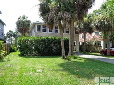 Tybee Island Multi Family Home For Sale: 1210 5th Avenue