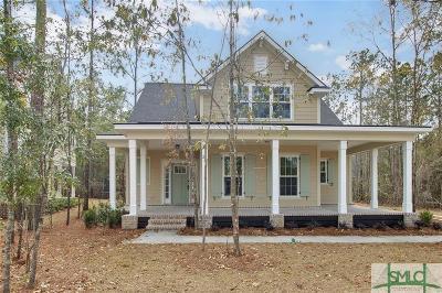 Richmond Hill Single Family Home For Sale: 275 Blackjack Oak Drive W