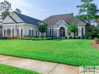 Pooler Single Family Home For Sale: 4 W Lake Heron Court