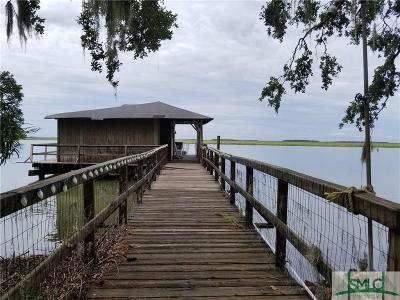 Savannah Single Family Home For Sale: 226 Battery Circle