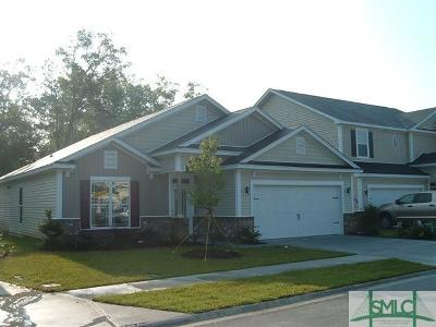 Savannah GA Single Family Home For Sale: $169,900