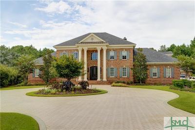 Pooler GA Single Family Home For Sale: $2,490,000