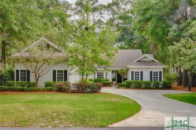 Savannah Single Family Home For Sale: 37 Romerly Road